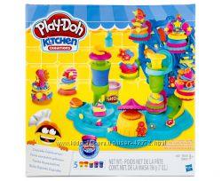 Набор пластилина Карнавал Сладостей Play-doh Cupcake Celebration