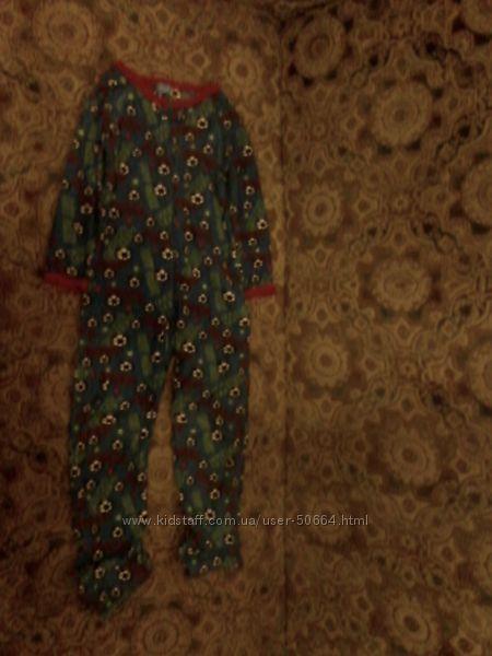 Primark Флисовый комбинезон, кигуруми пижама человечек слип на 11-12 лет