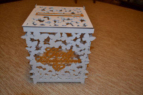 шикарная коробка для денег