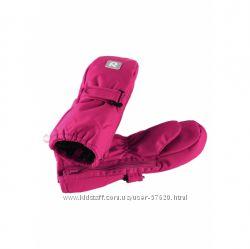 Reima -20 рукавицы непромокаемые, краги. Варежки водоотталкивающие, лыжные