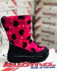 Kuoma акция.  на - 40 гр  лучшая финская обувь, выдерживает лютые морозы.
