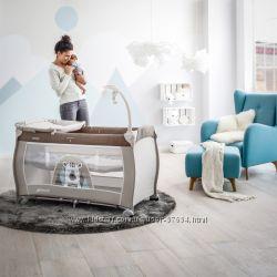 Манеж-кровать Hauck Baby Center