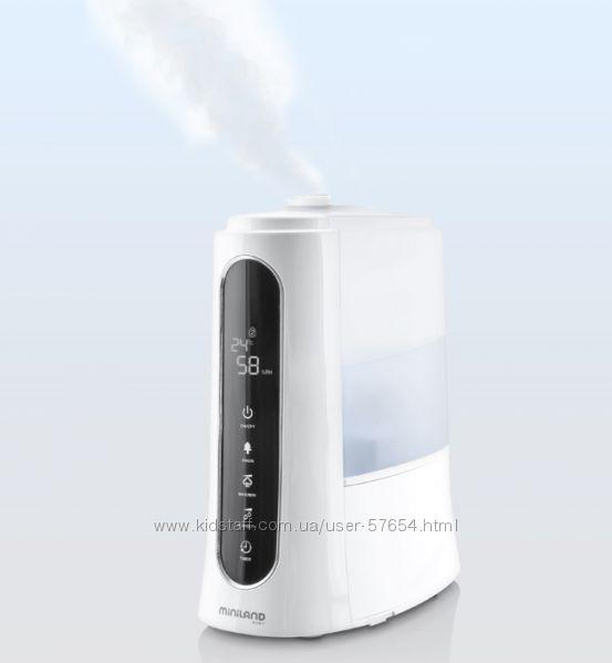 Увлажнитель воздуха с озонатором Miniland Humitouch Pure