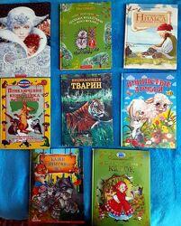 Детские книги сказки, стихи о животных, энциклопедия - Большой формат.