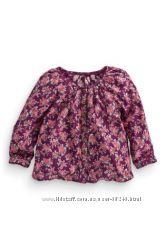 Очень красивая блузка Next на маленькую модницу