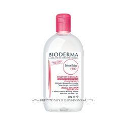 Bioderma Crealine Sensibio H2O мицеллярная вода 500 мл
