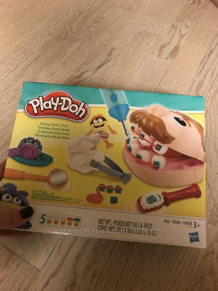 Набор для лепки Play-Doh Мистер Зубастик Оригинал