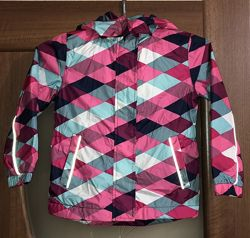 Яркая демисезонная курточка Topolino 110 размер