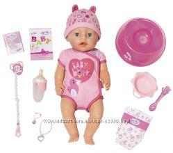 Девочка Baby Born Очаровательная малышка Нежные Объятия - Zapf Creation