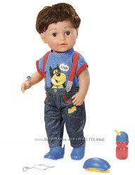Старший братик Baby Born, 43 см Zapf Creation 825365