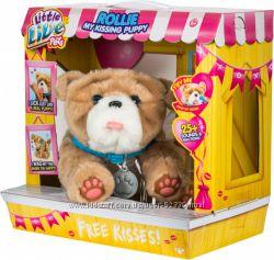Щенок Ролли Люблю целоваться - Moose Little Live Pets