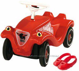 BIG - Машинки для катания малыша Bobby Car в ассортименте