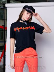 Большой выбор маек и футболок женских