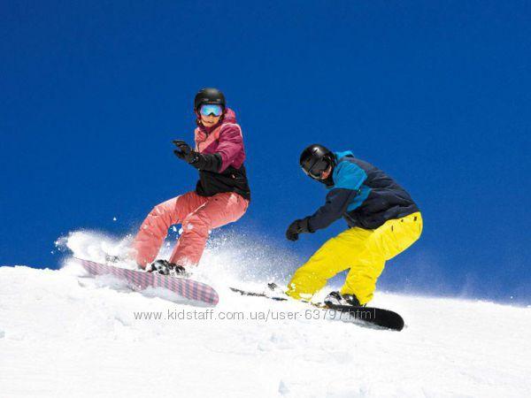 Лыжные мужские термобрюки crivit sports 48 размер