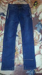 Продаю качественные утепленные джинсы на флисе для девочки  новые