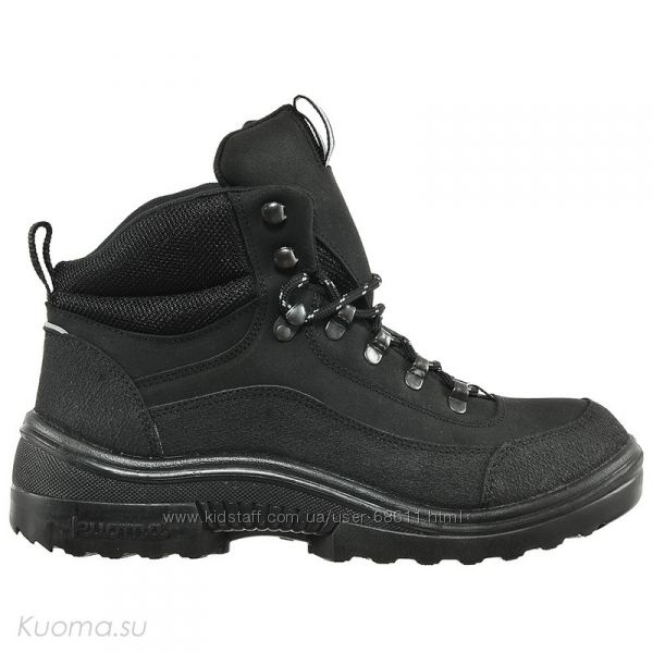 Ботинки KUOMA Walker Pro Black Winter 36-41