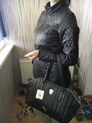 Стьогане пальто Puma. Оригінал. Розпродаж S