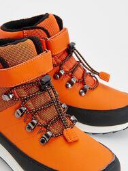 ботинки кроссовки reserved утепленные