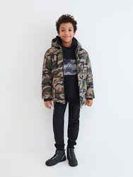 куртка холодная весна осень reserved 140-146