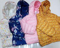 Демисезонные куртки Mango, Sinsay, Reserved р. 74,80,86,92