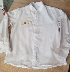 Рубашки для хлопців, комір - стійка, Woorage, Турція  Р. 116-152