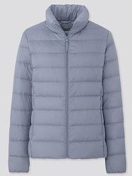 Ультралегка, надзвичайно тепла пухова куртка UNIQLO, L