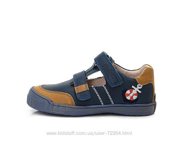 Кожаные туфли дд степ dd step Ponte20