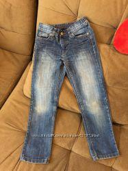 Стильные джинсы немецкого бренда KIKI & KOKO, 122 рост