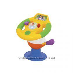 KIDDIELAND Игрушка на присоске - Умный руль - арт. 058305