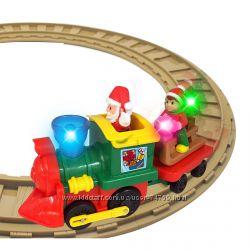 KIDDIELAND Рождественский экспресс - железная дорога арт. 056770