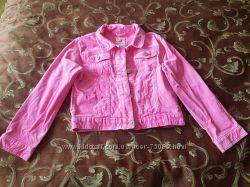 Вельветовая курточка Gymboree,  размер М 7-8