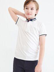 Футболка поло для мальчика с коротким рукавом 7,8,9,10,11,12-13 лет