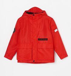 Брендовая непромокаемая курточка ветровка для мальчика. 140,152 роста