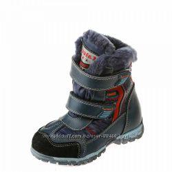 Зимние ботинки Калория, размеры 26 и 27