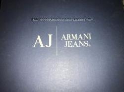 Брендовые оксфорды Armani Jeans р. 36