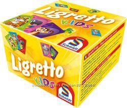 Настольная игра Лигретто  для детей Ligretto Kids