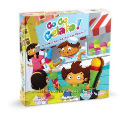 Настольная игра Go Go Gelato Экспресс- мороженое игра купить Украина