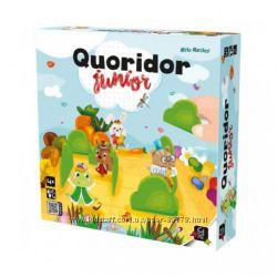 Коридор для детей Quoridor Junior настольная игра- головоломка