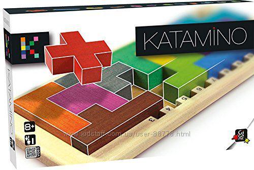 Игра Катамино Katamino Gigamic настольная оригинал купить в Украине