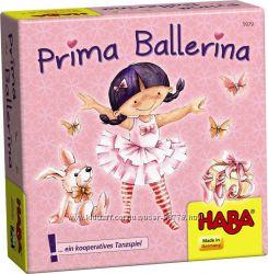 Настольная игра Прима-балерина 5979 Prima Ballerina  Haba  Украина