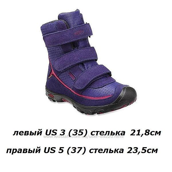 Keen Распаровка зимние ботинки с мембраной waterproof