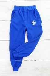 Трикотажные спортивные штаны для деток в наличии