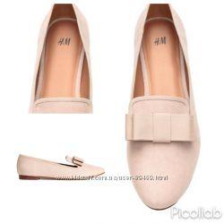 Туфли без каблука H&M