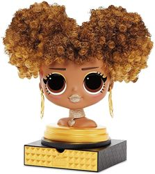 Кукла-манекен LOL Surprise OMG Королева Пчелка Styling Head Royal Bee
