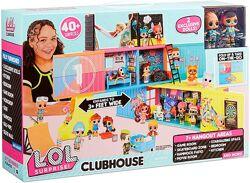 Домик для кукол ЛОЛ Сюрприз Ремикс Клуб LOL Surprise Remix Clubhouse 569404