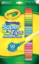 Фломастеры, карандаши  и различные творческие  наборы CRAYOLA