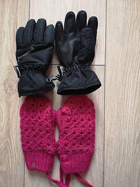 Термо перчатки и рукавицы