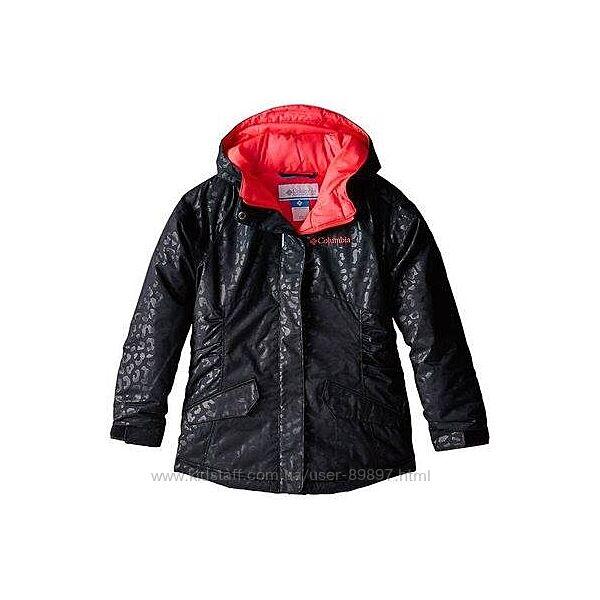 Курточка еврозима для девочки идеал Columbia размер 158-164