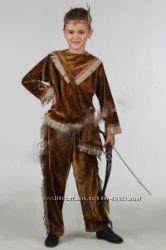 Новогодний костюм Индеец