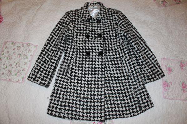 Пальто для девочки Chicco, рост 128см